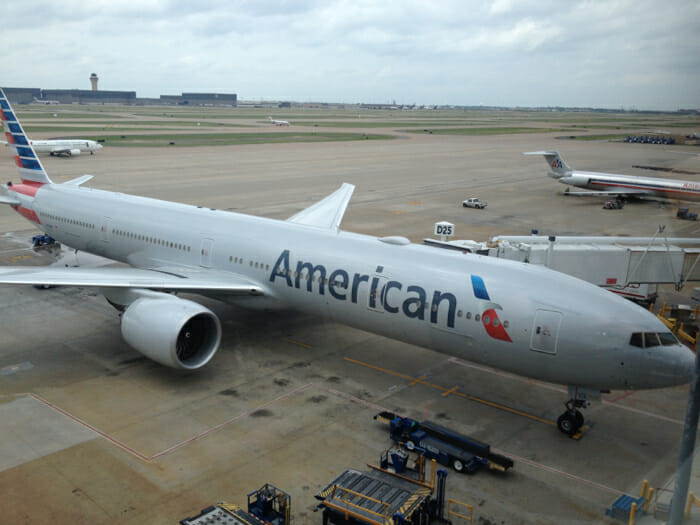 American Airlines Travel Info