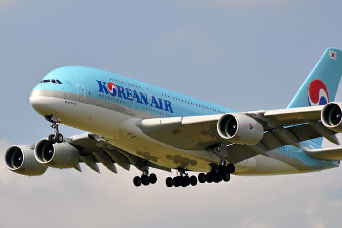how to buy korean air miles