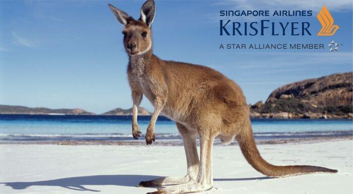 Singapore Airlines Double KrisFlyer Miles Promotion