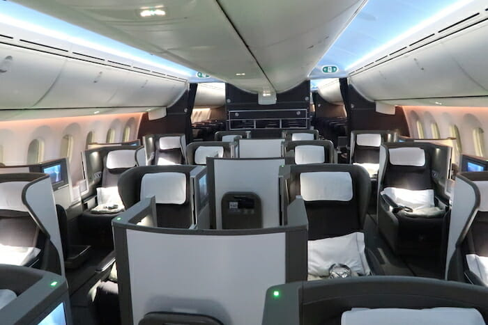 Review: British Airways 787-9 Dreamliner Business Class ...