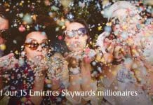 Emirates 15th Birthday Promotion