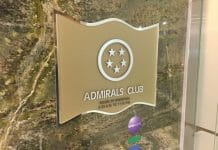 Review Admirals Club Miami D30