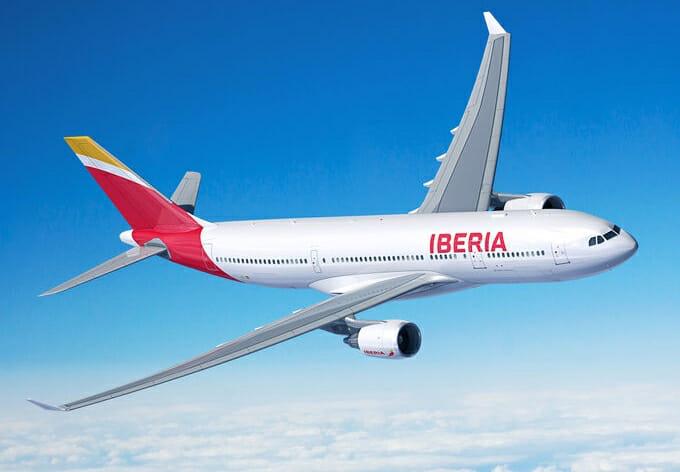 Iberia A330-200 New