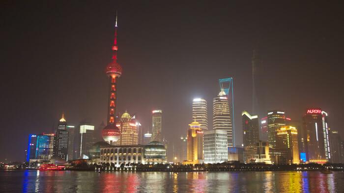 Shanghai Night View