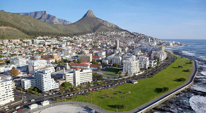 Qatar Airways Adds Qsuites To Cape Town
