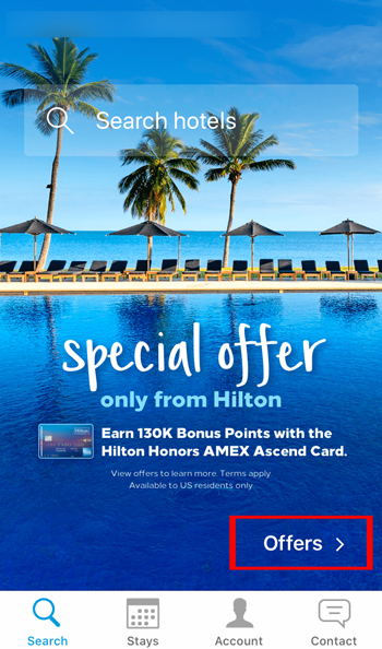 Improved Sign-Up Bonuses For Some Hilton Honors Credit Cards