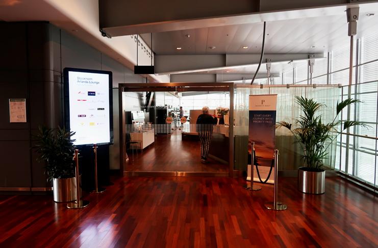 Review: Aviator Lounge Stockholm Arlanda Terminal 5 Non-Schengen (Priority Pass & Qatar Airways)