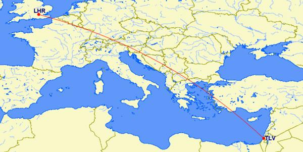 Virgin Atlantic Adds Tel Aviv To Its Network - I Don\'t Get It